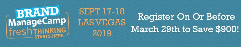 Brand ManageCamp 2019