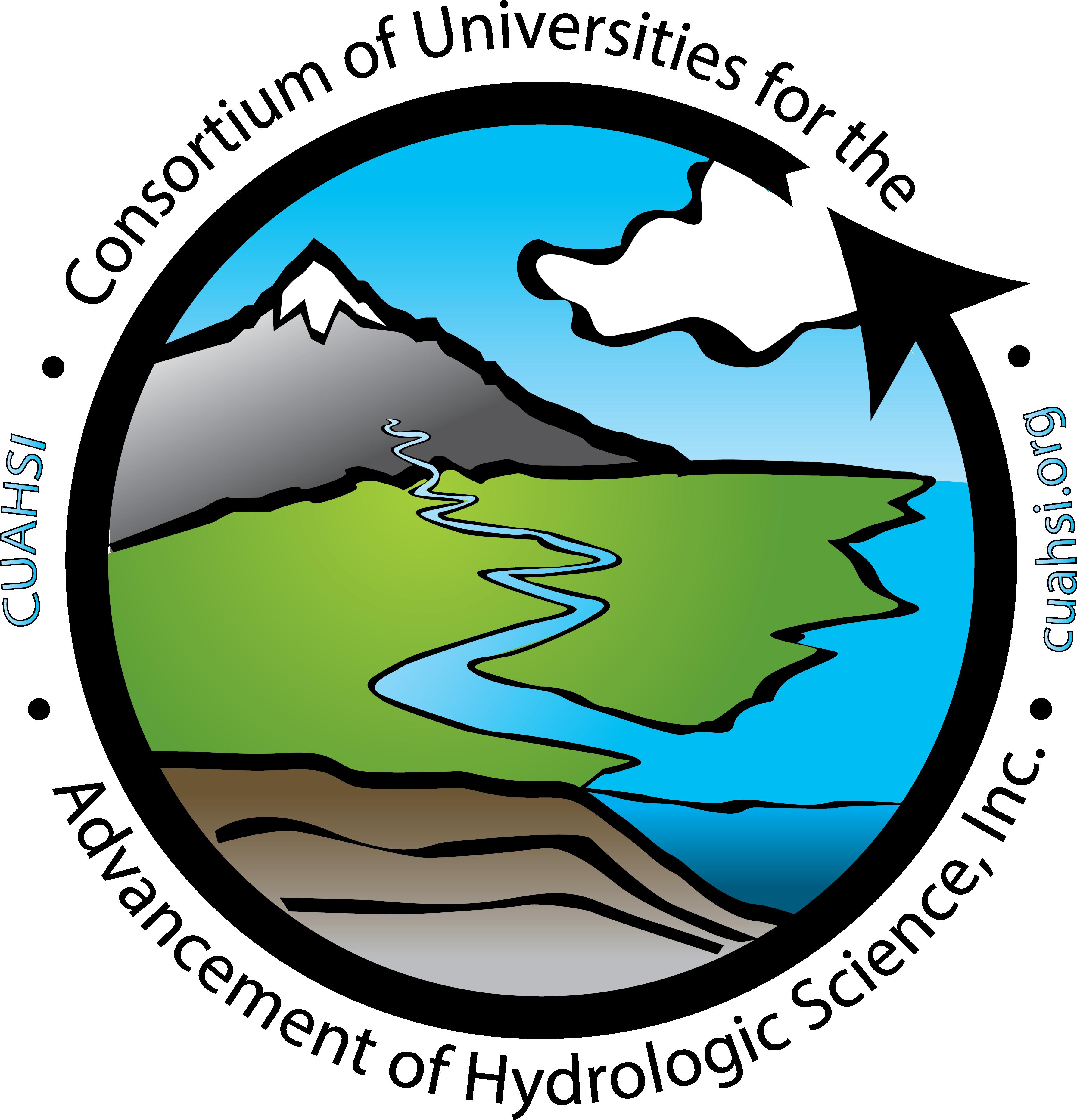 CUAHSI Logo - Round Textwrap