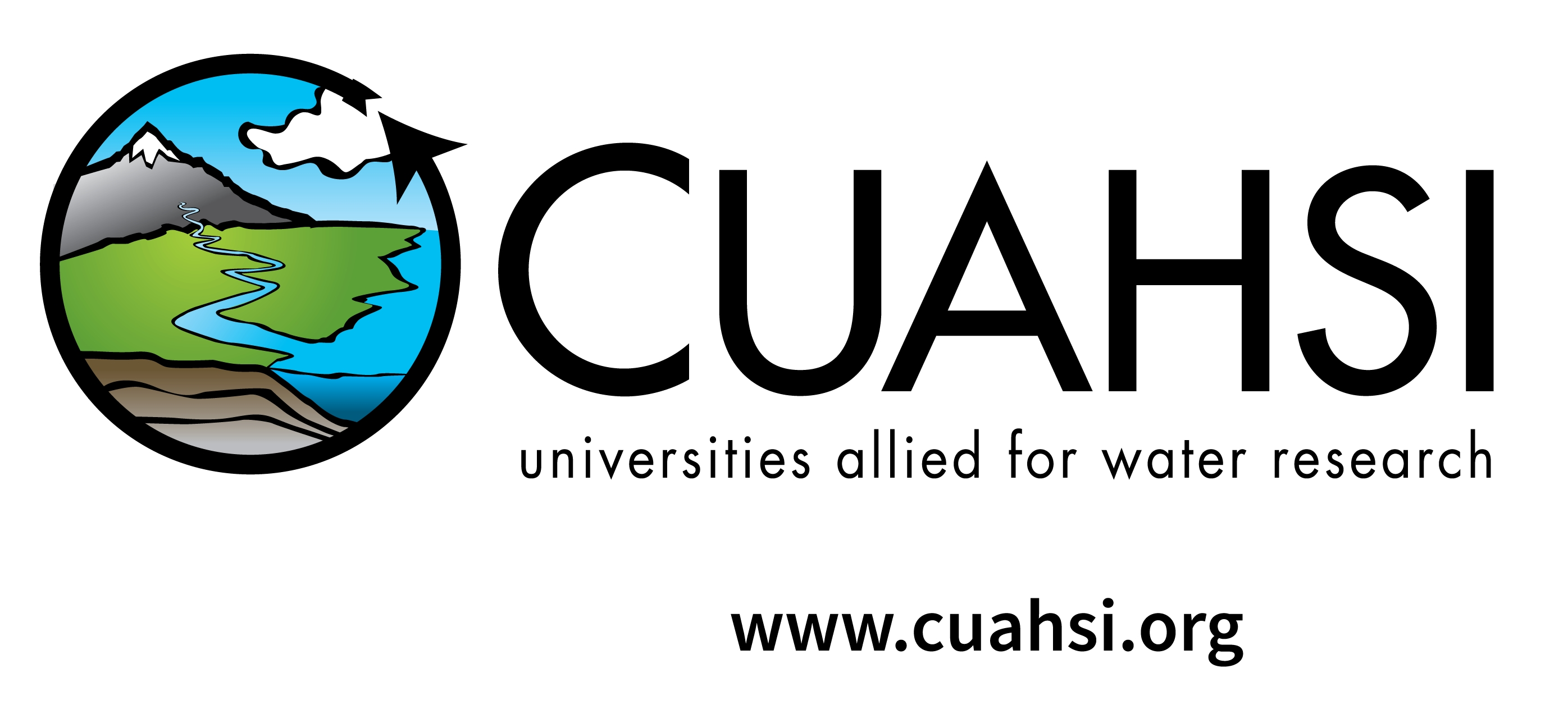 CUAHSI-Logo-with-URL---Transparent