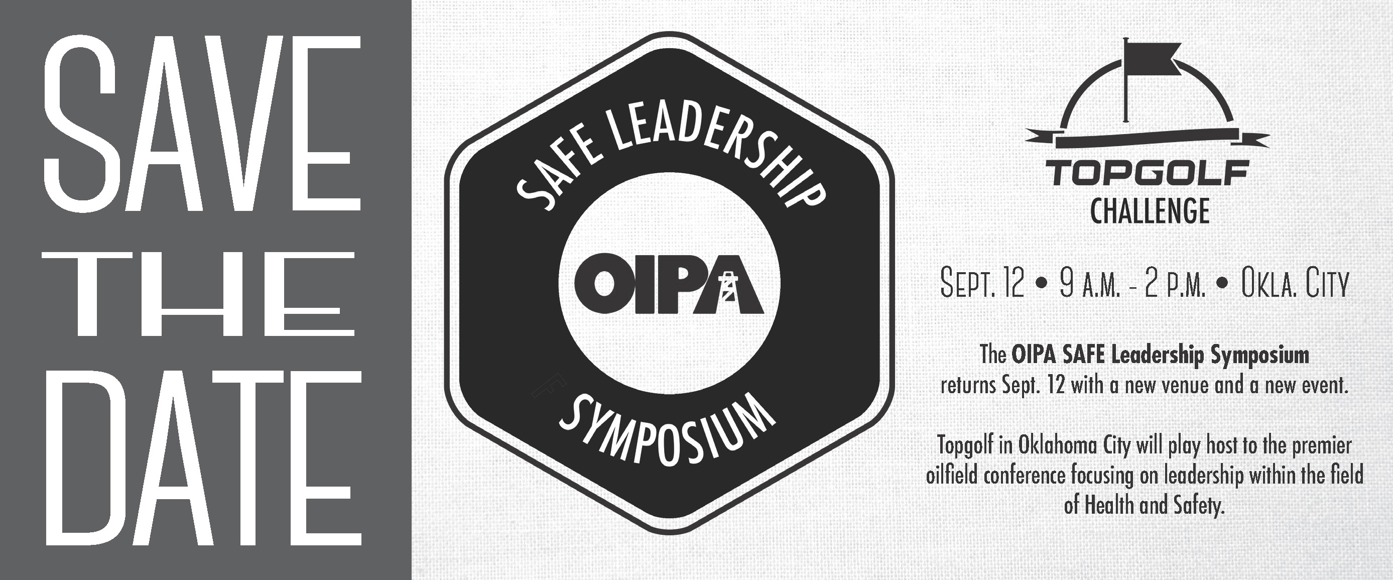 OIPA 2017 SAFE Leadership Symposium & Topgolf Challenge