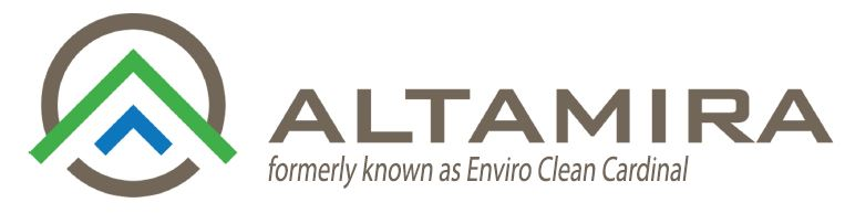 ALTAMIRA LOGO WITH ECC WORDING