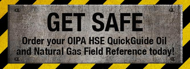 OIPA QuickGuide: Oil and Natural Gas Field Reference