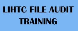 LIHTC File Audit