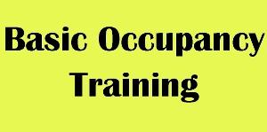Basic Occupancy Course