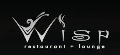 Wisp logo black