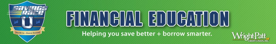 Financial Education Banner