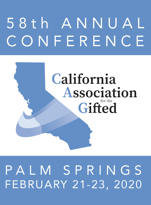 58th Annual California Association for the Gifted  Conference
