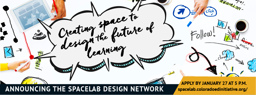 Creating space to design the future of learning