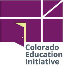 Colorado Education Initiative logo