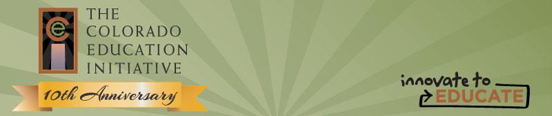 CEI 10th Anniversary Banner