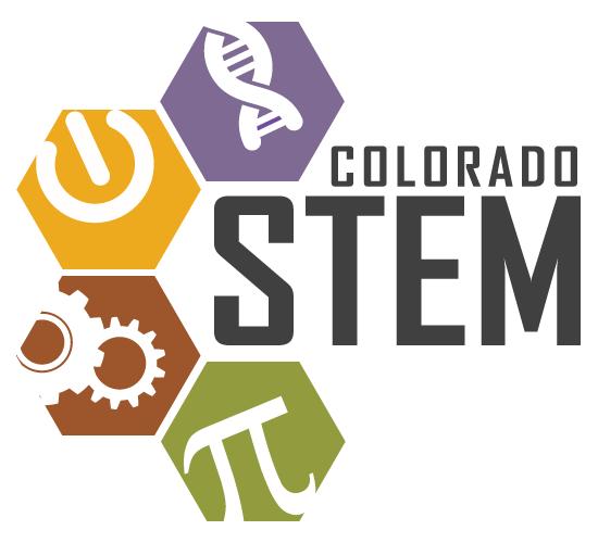 Colorado STEM logo