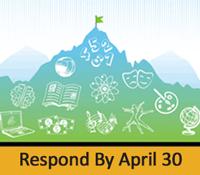 Respond by April 30
