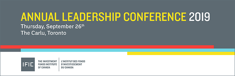 2019 Annual Leadership Conference - September 26, 2019