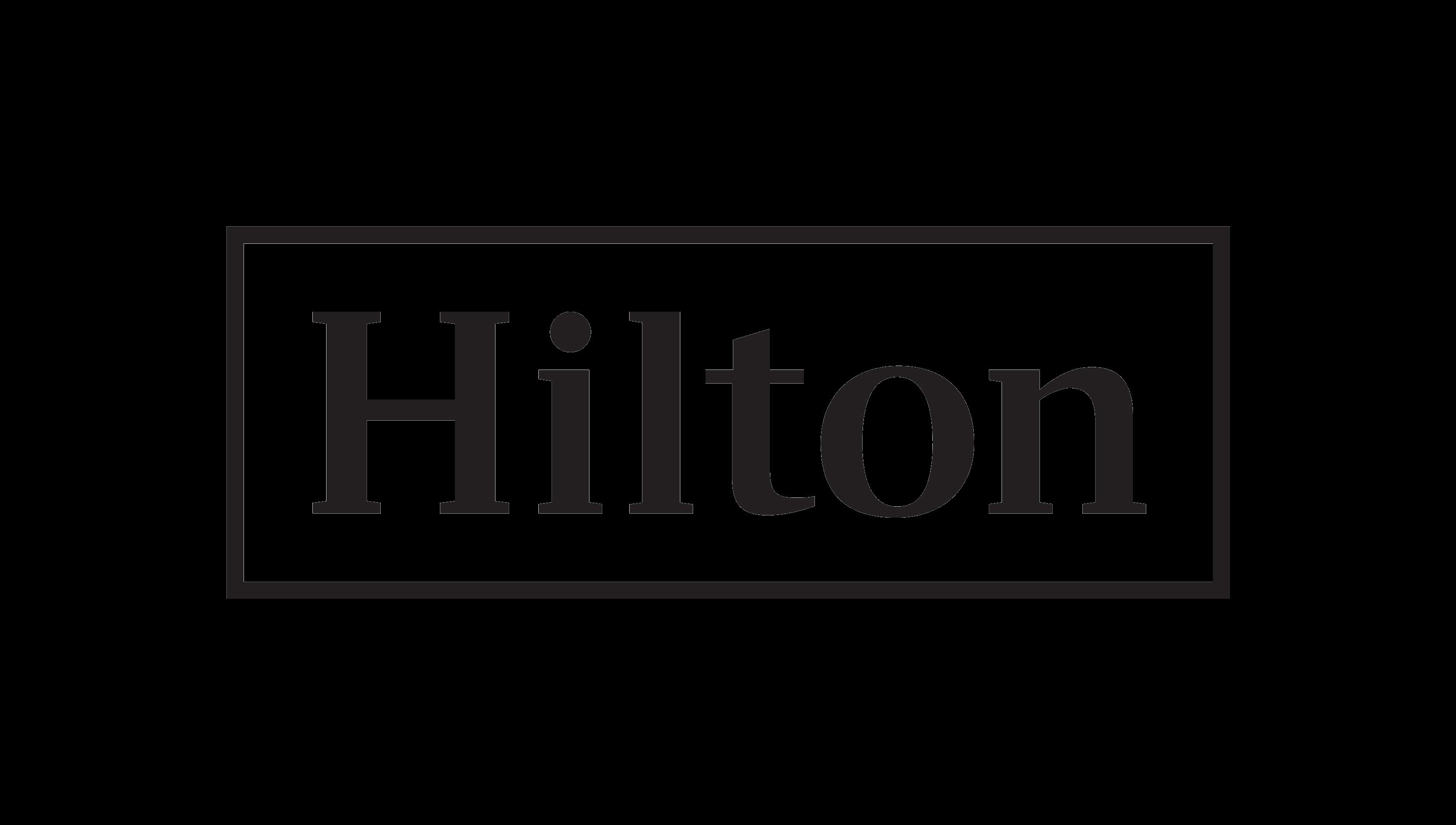 Hilton Transparent