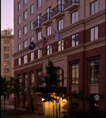New Orleans Downtown Marriott