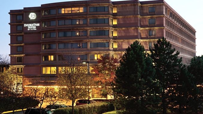 DoubleTree Downers Grove Chicago IL