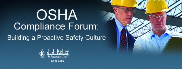 OSHA Event - Madison, WI - Wednesday, February 28th, 2018
