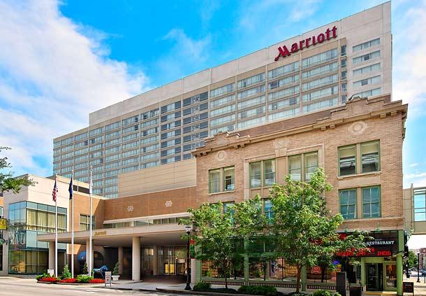 Louisville Marriott Downtown 3