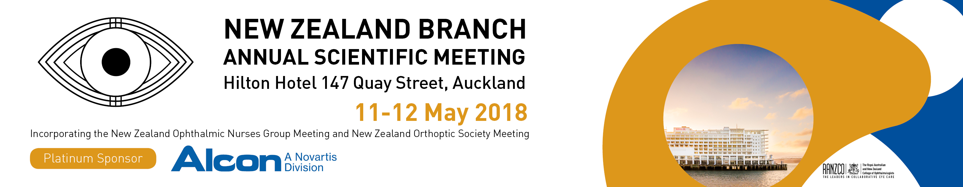 RANZCO New Zealand Branch Annual Scientific Meeting