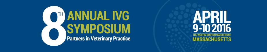 8th Annual IVG Veterinary Symposium
