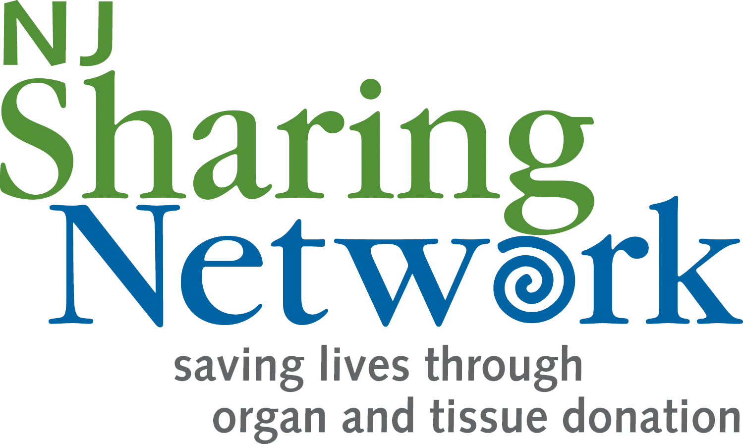NJ Sharing Network is the non-profit organization responsible for the recovery and placement of donated organs and tissue for those in need of a life-saving transplant. Over 4,000 New Jersey residents are currently awaiting transplantation. We are also part of the national recovery system, which is in place for the more than 120,000 people on waiting lists.