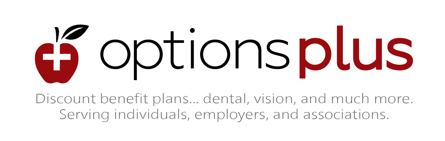 Options Plus provides Employers and Organizations with affordable discount benefits including dental, vision, telemedicine, petcare, and much more all on one ID Card.  Fully customized plans, no participation requirements, no underwriting.