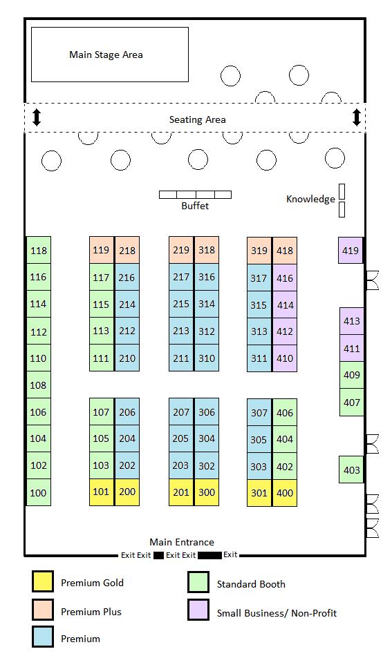 Conference Floor Plan 2017 v2