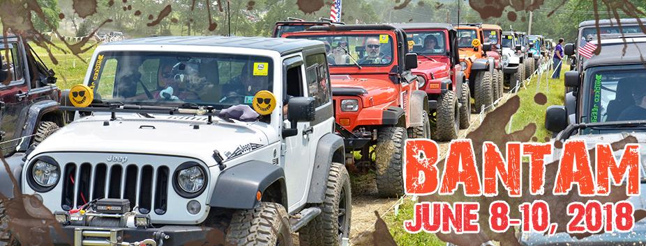 2018 Bantam Jeep Heritage Festival