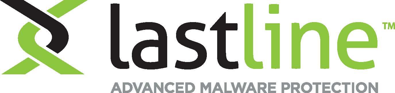 Lastline Logo with Tagline