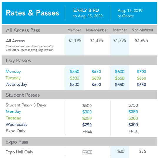 Congress2019-Pricing-Tables