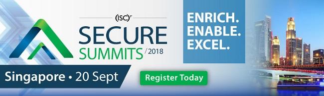 (ISC)² Secure Summit Singapore 2018