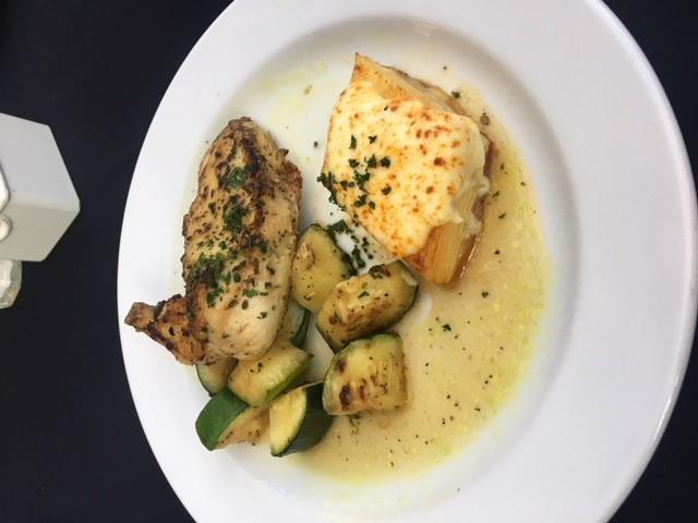 Grilled Chicken[2103669]