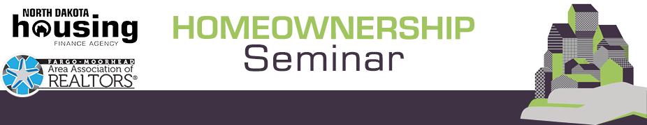 Homeownership Seminar