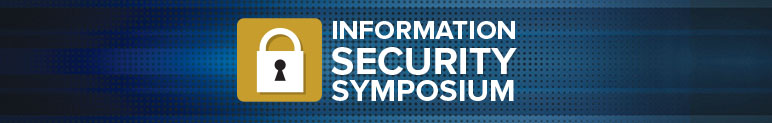 Information Security Symposium banner