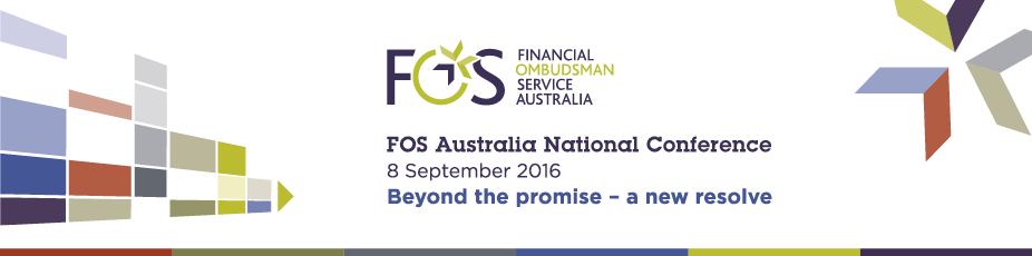 2016 FOS Australia National Conference