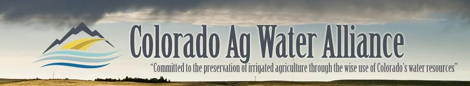 2015 Colorado Ag Water Summit