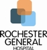 Rochester General Hospital Stacked logo