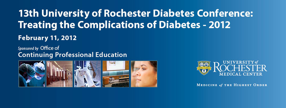 Treating the Complications of Diabetes-2012