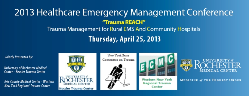 2013 Healthcare Emergency Management Conference