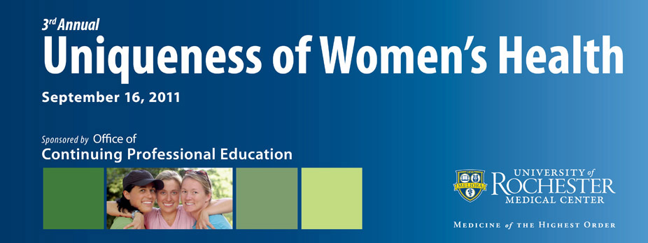 3rd Annual Uniqueness of Women's Health