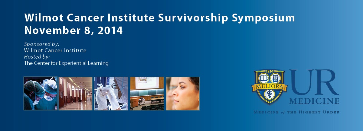 b_Wilmot Cancer Institute Survivorship Symposium