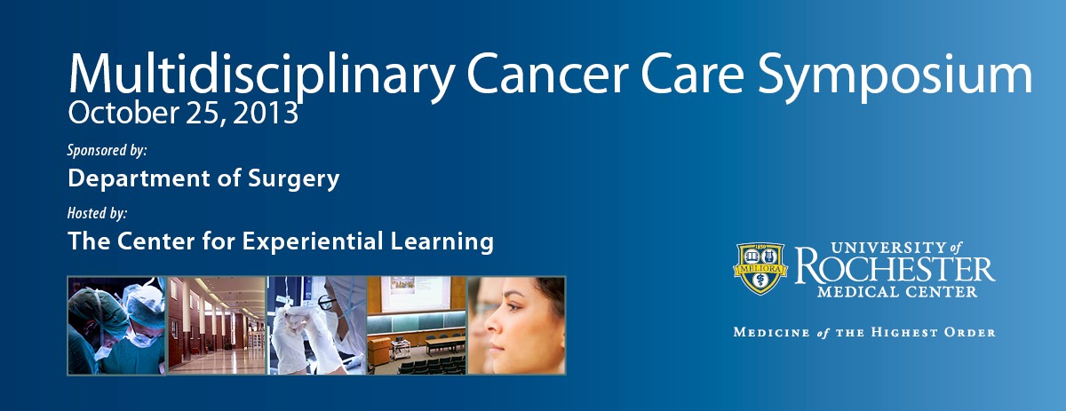 Multidisciplinary Cancer Care Symposium2_10.25.13