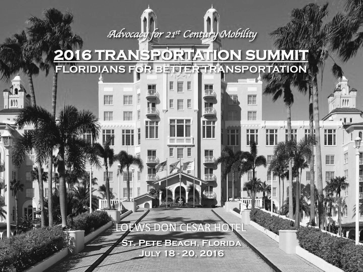 2016 FBT Transportation Summit Logo BW
