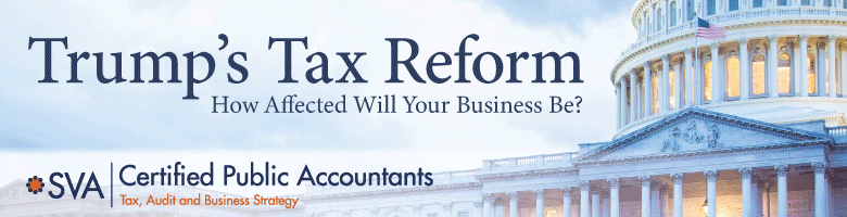 Trump's Tax Reform - How Affected Will Your Business Be? (Milwaukee)