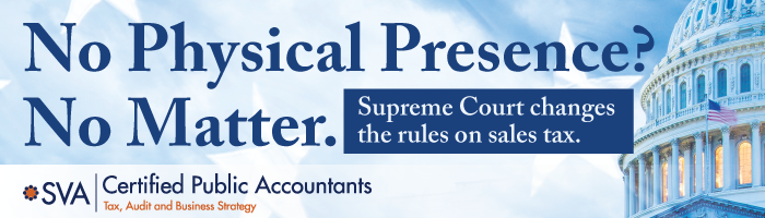 Supreme Court Changes the Rules on Sales Tax