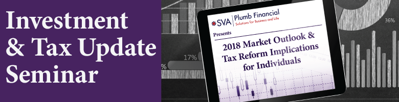 Investment and Tax Update (Milwaukee)
