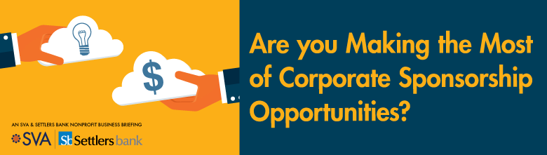 Are you making the most of Corporate Sponsorship Opportunities?