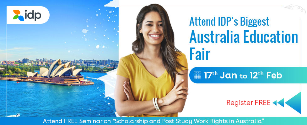 Australia Education Fair-2019