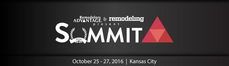 2016 Remodelers Summit
