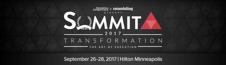 2017 Remodelers Summit